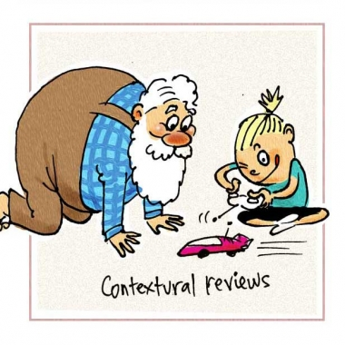 Contextual Reviews